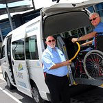 Wheelchair accessible vehicles available