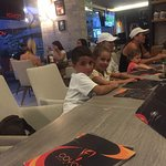 Coyote Bar & Lounge: Mero Amandini