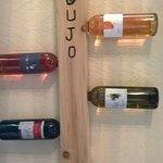 les vins servis à table