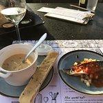 Curry en makreel