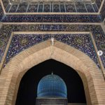 Amir Temur Mausoleum, is something that you can not be missed