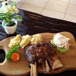 Beef short ribs  Chicken riblet' s