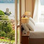 Suite with Lake View over Pescallo Bay & Lake Como