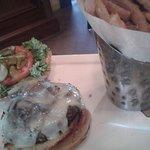 Burger + Fries
