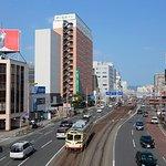 西鐵INN 高知Hamari橋