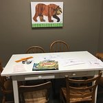 Kids Playroom in the Point & Feather Coffee Lounge