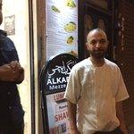 Al Kababgi proprietor