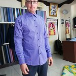 Cotton-mix Shirt