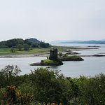 Photo de Castle Stalker View Cafe