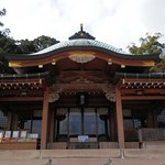 suwa-jinja shrine
