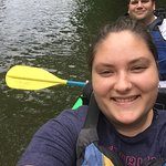Selfie on the Tuck river