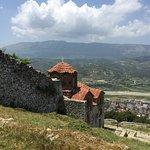 Berat Castle ภาพถ่าย
