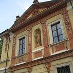 Particolari della facciata