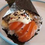 Foto de Yo! Sushi  Harvey Nichols Edinburgh