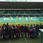 Celtic FC Stadium Tour