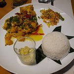 Tasty Asian and french fusion in Siem Reap