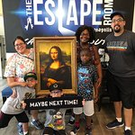 Art Gallery, The Escape Room Indy