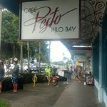 Old town Hilo, Hilo Bay
