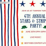 Join the fun June 30th @ 5pm at the Turtle