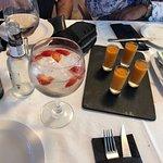 El nuevo menu marisco en el corsario negro es excelente vale la pena de venir y probar felicidad