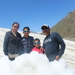 Our visit to zero point Zojila Pass