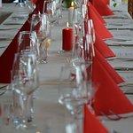 nasz stół weselny