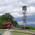 Foto van Cass Scenic Railroad State Park