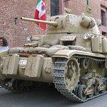 Carro italiano M15/42