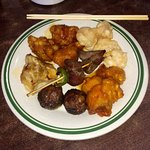 Another good meal with family at Panda Buffet!