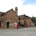 Blists Hill - industrial buildings