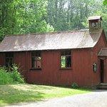 Blists Hill - tin chapel