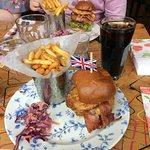 The Colonel burger