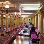 SS Great Britain - dining salon
