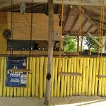 Hi everyone this bamboo fence located at d secret beach.come on visit us.ice cold beers and fres