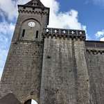Tower by chateau