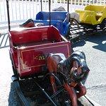 Wonderfully maintained kiddie rides