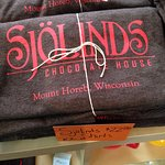 Sjolinds Merchandise