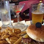 Smokehouse Bacon Cheeseburger