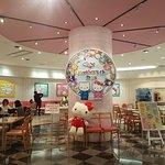 ภาพถ่ายของ Hello Kitty Happy Flight Cafe