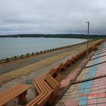 Photo of World Longest Bench