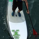 Stand Up Paddle dans des petits coins sauvages...