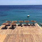 Photo of Lazarou Beach Restaurant-Bar