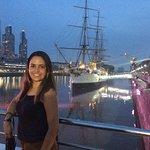 Embarcação a noite