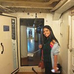 Interior da embarcação