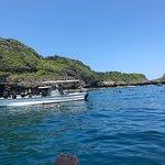 ボート青の洞窟 当日青の洞窟 ダイビング スノーケル シーカャック