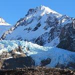Glaciar Piedras Blancas照片