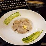 Пельмени ручной лепки с мясом / Hand-made dumplings with stuffed meat