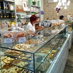 Delightful gluten free bakery/shop, most delicious food!