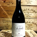 We received our allocation of Sea Smoke Ten for the season. The wine cellar keeps growing...