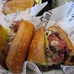 Pastrami Sandwich($7.70)